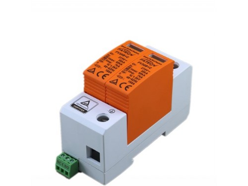 TUV certified single phase 60kA surge arrester